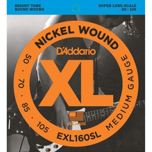 D'ADDARIO EXL160SL