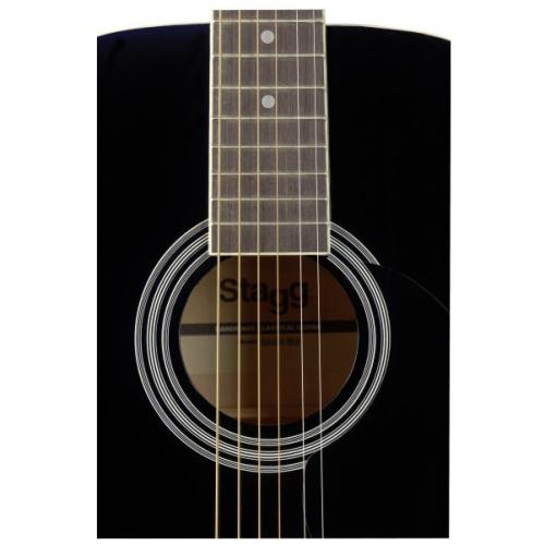 STAGG SA20A BLK,Akustické kytary,akustická kytara STAGG SA20A BLK,1