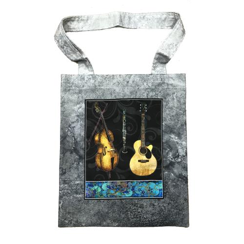 ELI taška s hudebním motivem 1