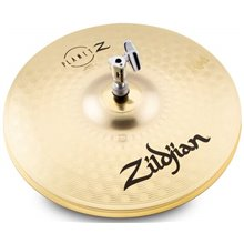 "ZILDJIAN 13"" Planet Z hi hat"
