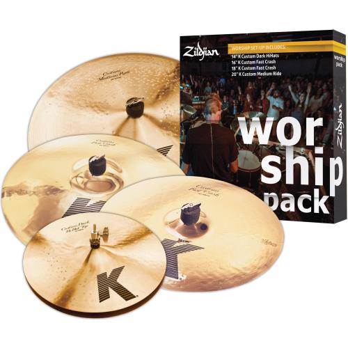 ZILDJIAN Worship Pack