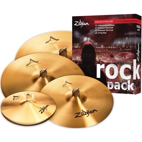 ZILDJIAN Rock Pack