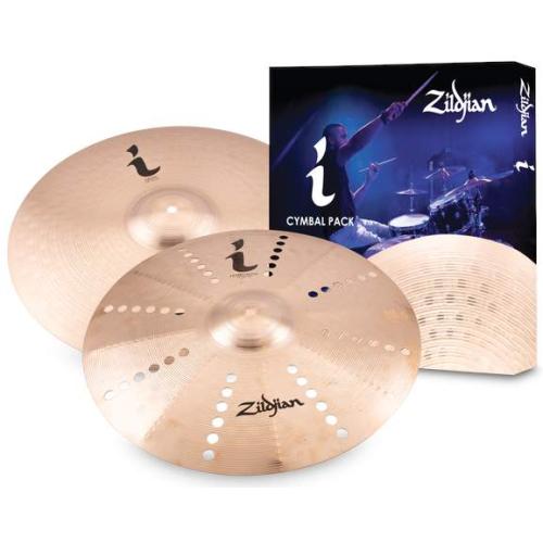 ZILDJIAN I Series Expression Cymbal Pack 2