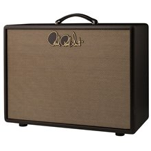 PRS 1x12 - Stealth Black & Tan Grill cloth