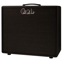 PRS 2x12 - Stealth Closed Weawe Black Grill Cloth