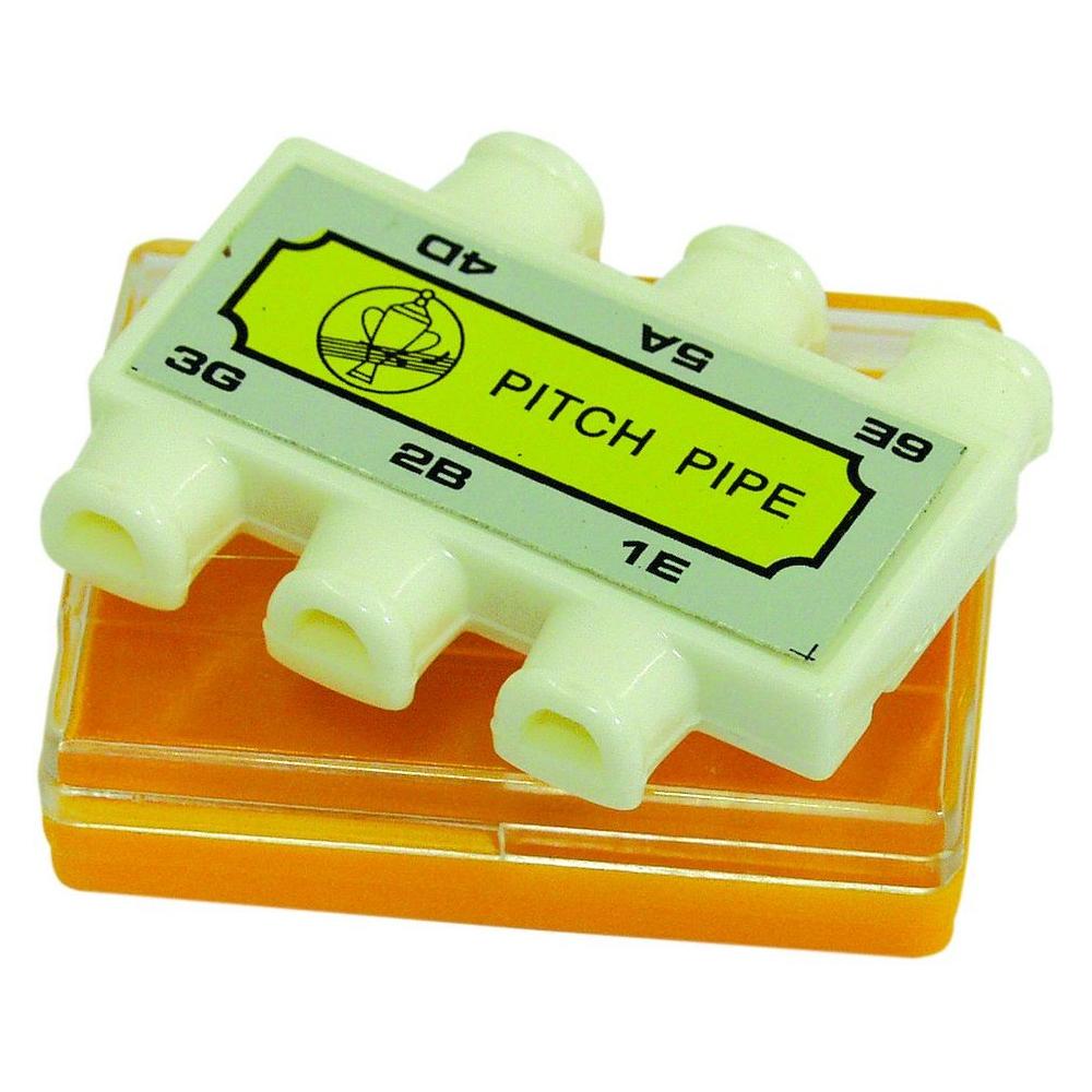 GEWA Pitch Pipe - Příslušenství pro kytary - Foukací kytarová ladička, klasické ladění GEWA Pitch Pipe - 1