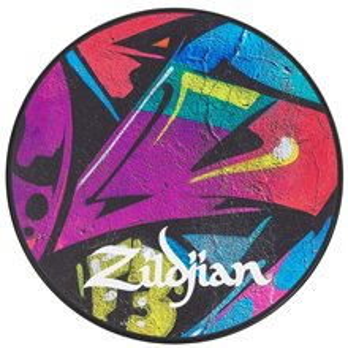 "ZILDJIAN 12"" Graffiti Practice Pad"