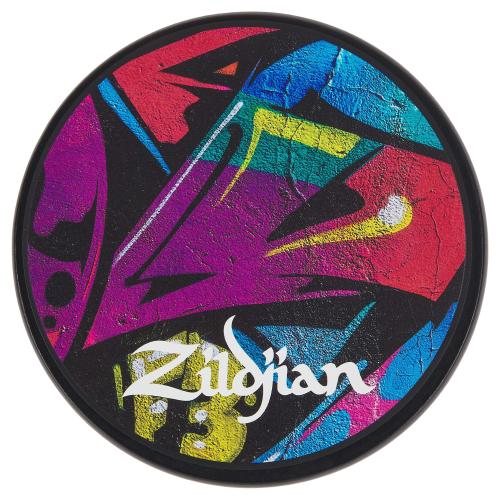 "ZILDJIAN 6"" Graffiti Practice Pad"