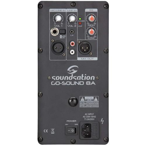 SOUNDSATION GO-SOUND 8A