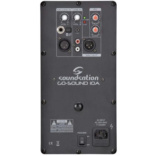 SOUNDSATION GO-SOUND 10A