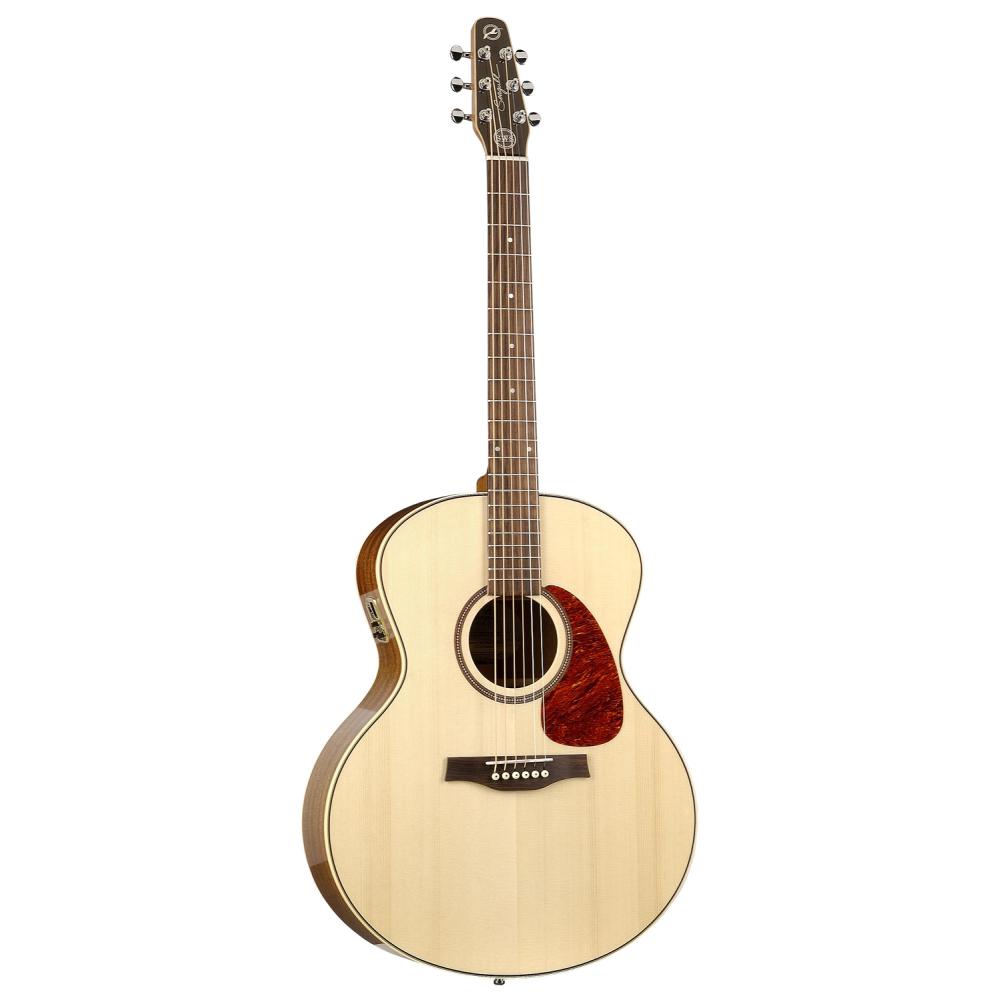 SEAGULL Maritime SWS Mini Jumbo QI,Akustické kytary,Elektroakustická kytara SEAGULL Maritime SWS Mini Jumbo QI,1