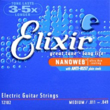 ELIXIR 12102 Medium, NANOWEB