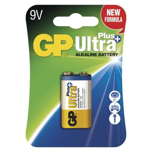 GP ULTRA PLUS 9V (6LF22)