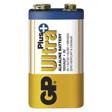GP ULTRA PLUS 9V (6LF22)