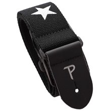 PERRI'S LEATHERS 6845 Cotton Star Black