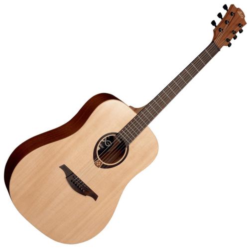 LAG Tramontane T70D,Dreadnought,Akustická kytara LAG Tramontane T70D,1