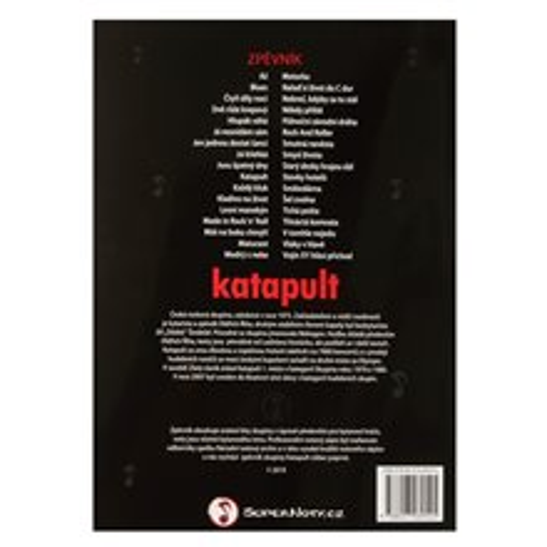 KATAPULT - Zpěvník