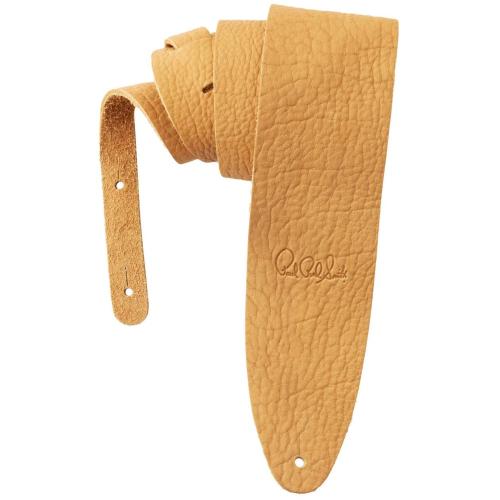 """PRS 3.5"""" Signature Buffalo Leather Strap Tan"""