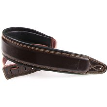 SOUNDSATION Padded Leather Strap Brown