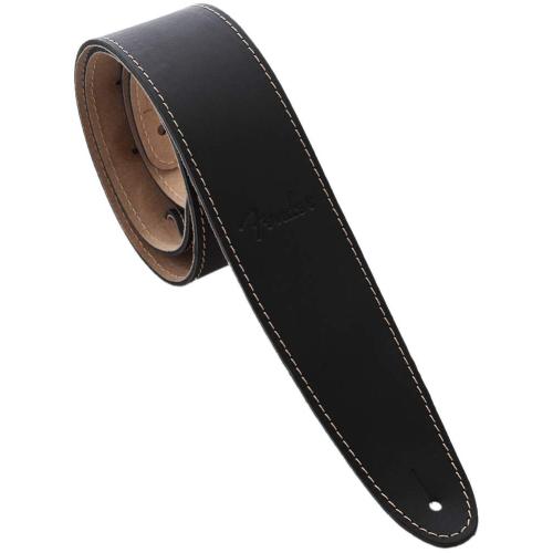FENDER Ball Glove Leather Strap, Black