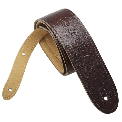 MARTIN Italian Leather Strap Brown