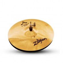 "ZILDJIAN 13"" A Custom mastersound hi hat"