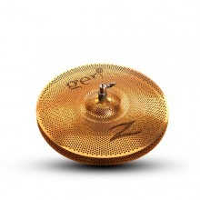 "ZILDJIAN 13"" Gen16 Buffed Bronze Hi-hat"