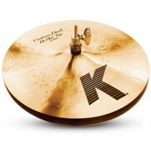 "ZILDJIAN 13"" K Custom dark hi hat"