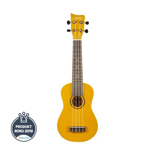 ASHTON UKE 110 YL,Ukulele,Akustické ukulele ASHTON UKE 110 YL,1