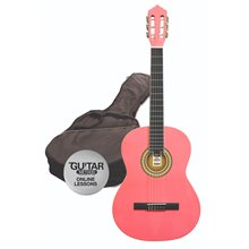 ASHTON SPCG 44 PK Pack,Klasické kytary,Klasická kytara ASHTON SPCG 44 PK Pack,1