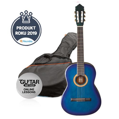 ASHTON SPCG 44 TBB Pack,Klasické kytary,Klasická kytara ASHTON SPCG 44 TBB Pack,1