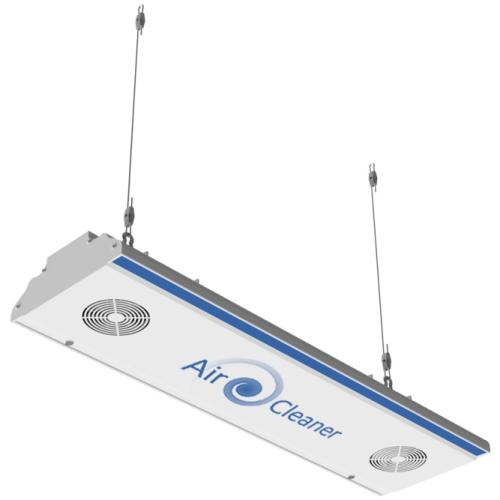 AIR CLEANER lankový montážní set pro zavěšení