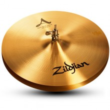 "ZILDJIAN 15"" A new beat hi hat"