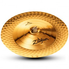 "ZILDJIAN 21"" A ultra hammered china brilliant"