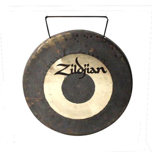 """ZILDJIAN 12"""" Hand Hammered Gong"""