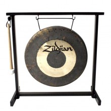 "ZILDJIAN 12"" Traditional Gong And Stand Set"