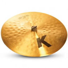 "ZILDJIAN 20"" K light flat ride"