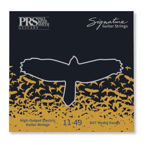 PRS Signature Strings, David Grissom