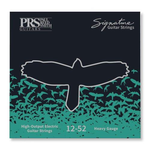 PRS Signature Strings, Heavy