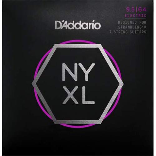 D'ADDARIO NYXL09564SB