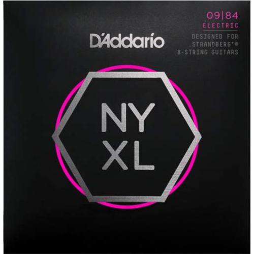 D'ADDARIO NYXL0984SB