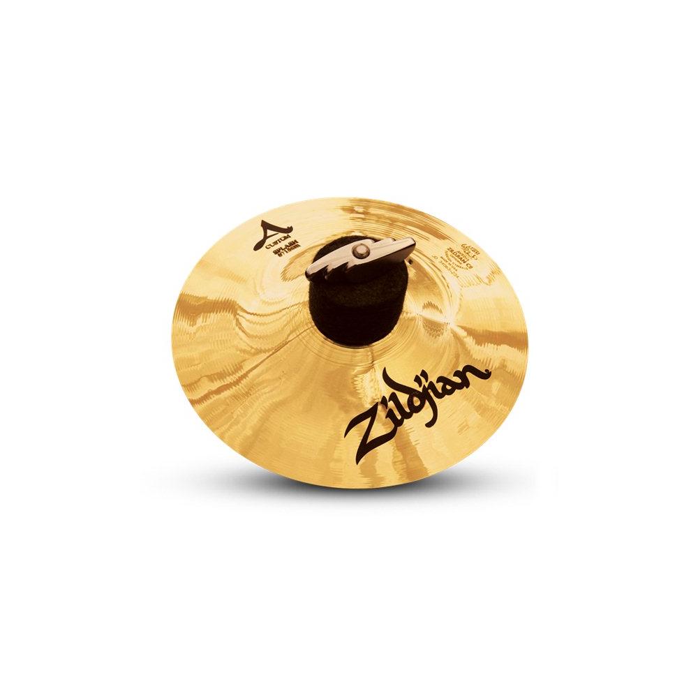 """ZILDJIAN 6"""" A Custom splash brilliant"""