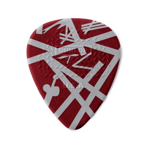 DUNLOP EVH Shark Guitar Max-Grip Picks