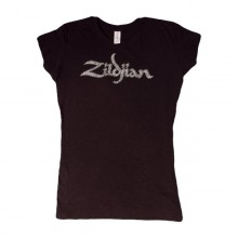 ZILDJIAN Women'S Bling T Black