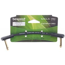 BESPECO Eagle Pro Flat Patch Cable 0,15 m