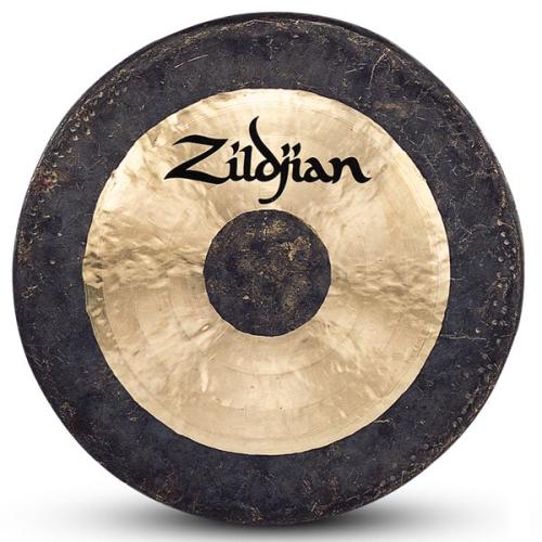 """ZILDJIAN 26"""" Hand Hammered Gong"""