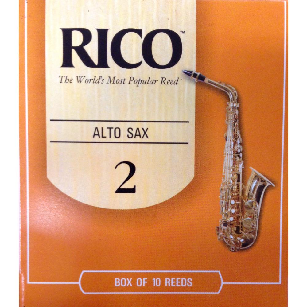 RICO ALTO SAX 2