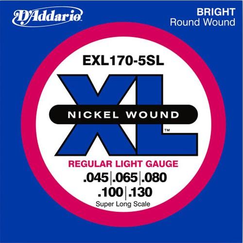 D`Addario EXL170-5SL