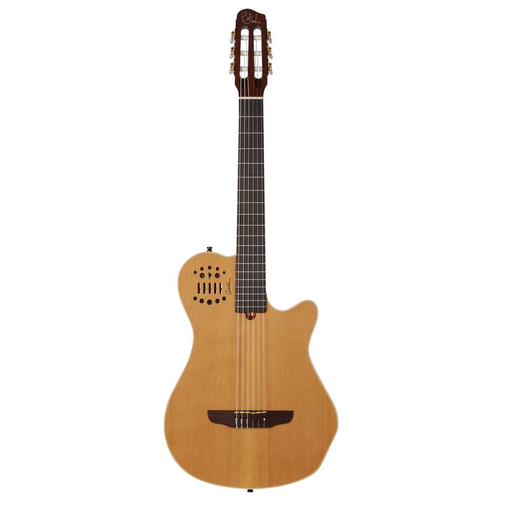 GODIN Multiac Grand Concert SA Natural HG,Elektroakustické kytary,Elektroakustická MIDI kytara GODIN Multiac Grand Concert SA Na