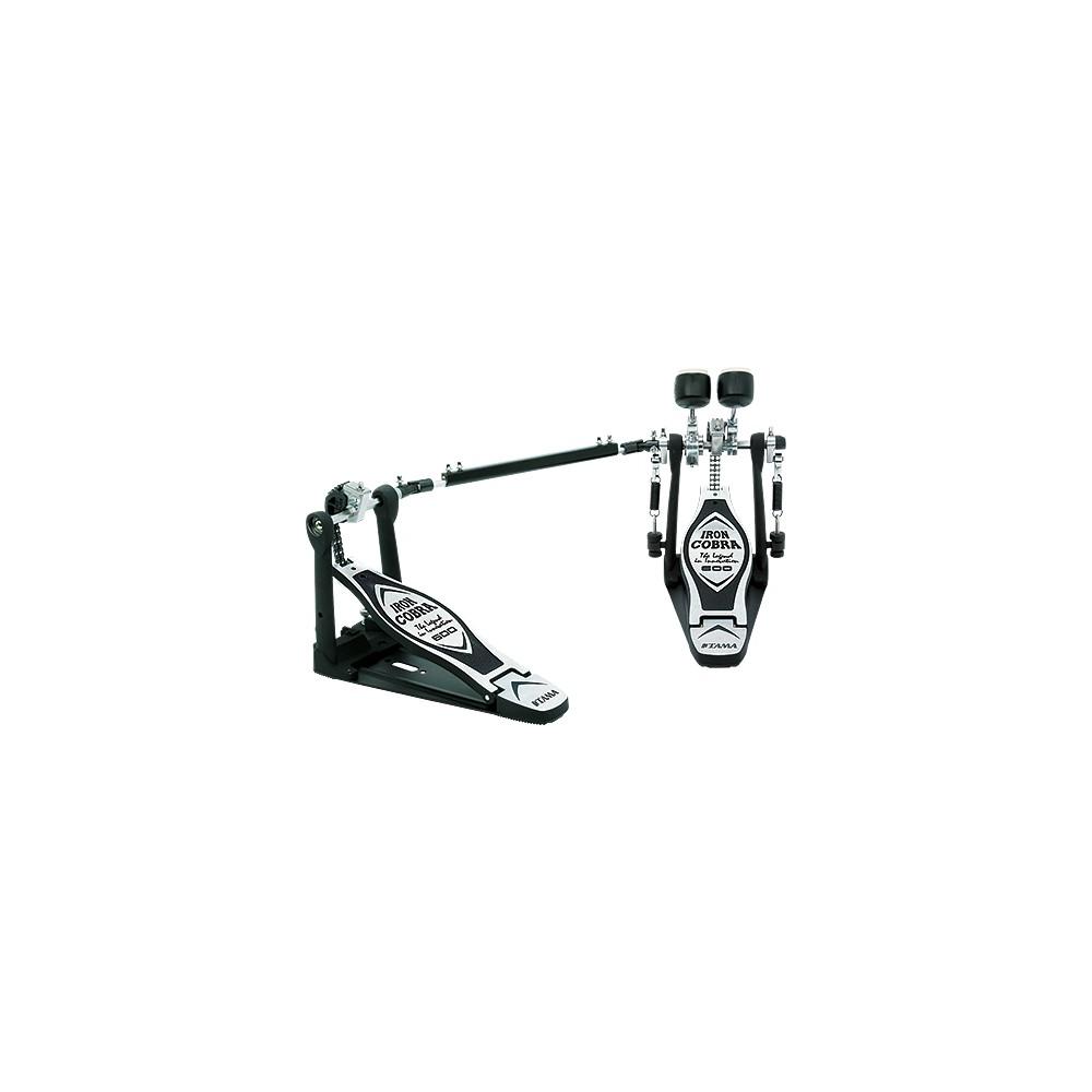 TAMA HP 600DTWB Iron Cobra - Hardware - Double pedál TAMA HP 600DTWB Iron Cobra - 1